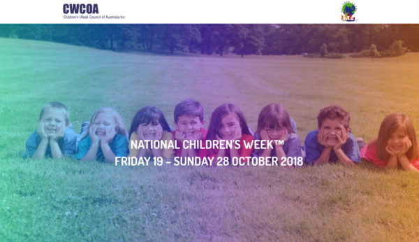 National Children's Week