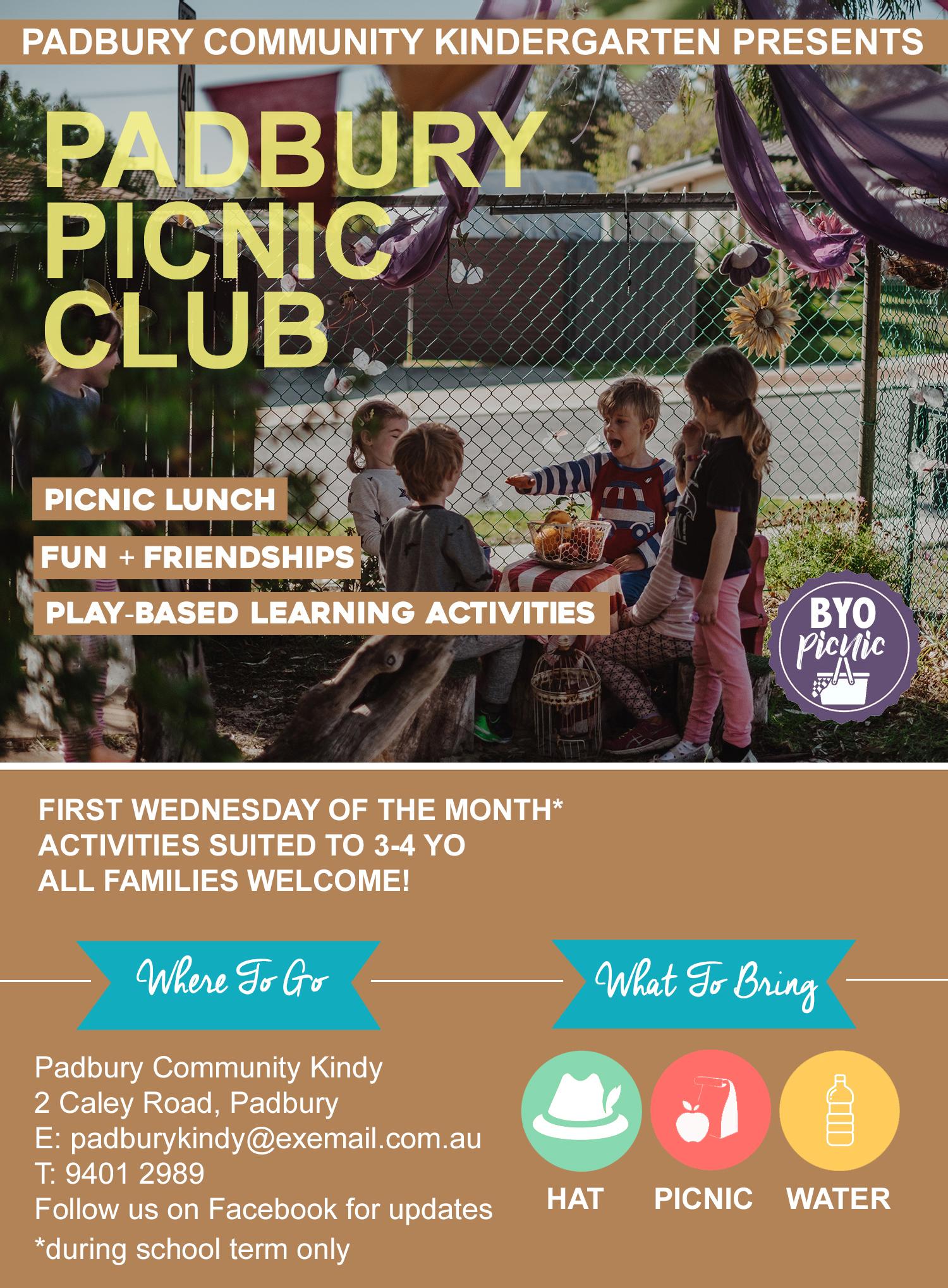 Padbury Picnic Club